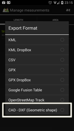 New functions added to MapPad – MapPad